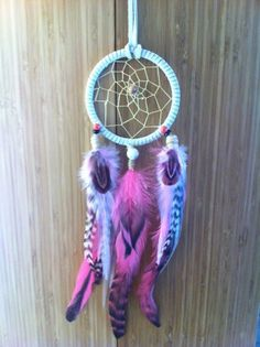 Hey, I found this really awesome Etsy listing at http://www.etsy.com/listing/75939299/custom-small-dream-catcher-you-choose