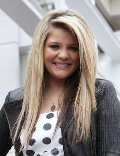 Lauren Alaina  (from 2011 american idol runner up winner)