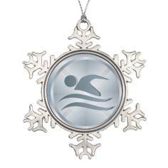http://www.zazzle.com/swimmer_ornament_srf-256817796464366215