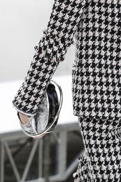 Chanel #VogueRussia #readytowear #rtw #fallwinter2017 #Chanel #VogueCollections