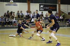 Le Strasbourg Volley Ball fait sa rentrée le Samedi 22 octobre au Gymnase de la Rotonde : découvre le portrait d'un de ces joueurs, Maxime.