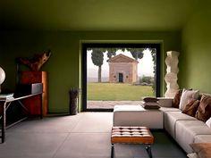 Picture or a window? Arquiteto: Chigi Saracini, Fotógrafo: Massimo Listri, Fonte: AD it  Mar 12