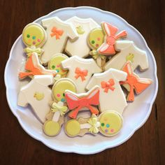 Decorated Cookies by SweetBlessingsBakes on Etsy
