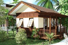 Modern Kubo House Design Nipa Hut Design In The Philippines In 2019 Bamboo House Bahay Kubo Blueprint This Bahay Kubo Is A Traditional House Of Filipinos But This Modern Bahay Filipino Architecture, Philippine Architecture, Bamboo Architecture, Wooden House Design, Bamboo House Design, Tiny House Design, Bungalow Haus Design, Cottage Design, Bahay Kubo Design Philippines