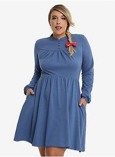 1ad0cfcbc095c Studio Ghbili Howl s Moving Castle Sophie Dress Plus Size