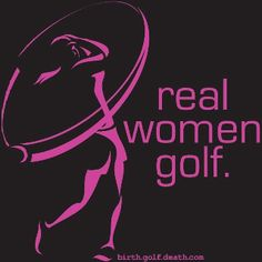 Thank goodness spring is here, time to hit the links again! It's beautiful out there on the course!