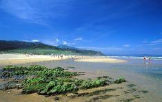 Playa de Vega/ Berbes en Ribadesella, playas de Asturias