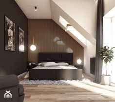 Style At Home, Shimla, Loft, House Design, Interior Design, Bedroom, House Styles, Modern, Furniture