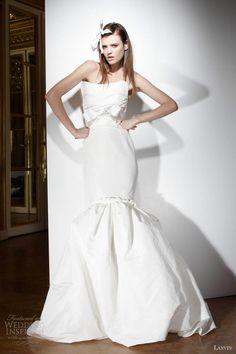 lanvin bridal 2013