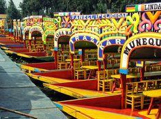 "Fotoviaje: México D.F. Día 5 ""Xochimilco: tierra sembrada de ..."