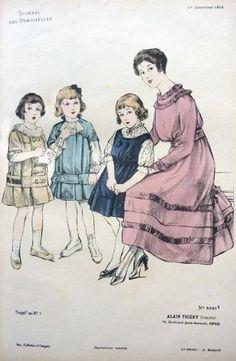 January 1916 Journal des Demoiselles