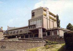 retrogeographie:  Vire (Calvados), l'Hôtel de ville.