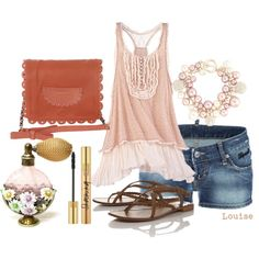 summer #19, created by clayhandler on Polyvore