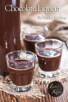 Make it yourself, easy! on Pinterest | Homemade Kahlua ...
