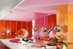 1967 - The Best Decor Trend From The Year You Were Born - Photos