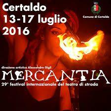 Mercantia, fire is catching! July 13th-17th, 2016! #tuscany #certaldo #certaldoalto #mercantia #festival #medievalvillage #certaldoalto