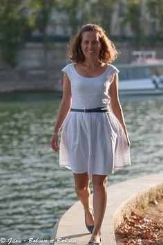 Dolca Vita in Paris #burdastyle #memberproject # diy #bestseller #garmentsewing #sewing