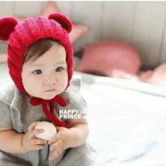 Hướng dẫn đan áo khoác bé Sam | HAME - Đan móc từ trái tim Knitted Hats, Crochet Hats, Baby Hats, Crochet Patterns, Crochet Ideas, Winter Hats, Knitting, Knitting Hats, Tricot