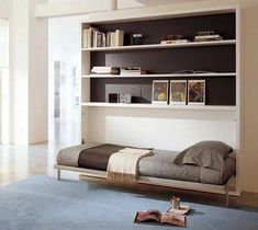 Murphy Bed With Bookshelf And Desk.Smart Space Saving Wall Bed Murphy Bed With Bookshelf Desk . How To Build A Murphy Bed Bookcase The Family Handyman. 10 Murphy Beds That Maximize Small Spaces Brit Co. Home and Family Build A Murphy Bed, Murphy Bed Desk, Murphy Bed Plans, Twin Size Murphy Bed, Twin Wall Bed, Bed Wall, Bedroom Wall, Resource Furniture, One Room Flat