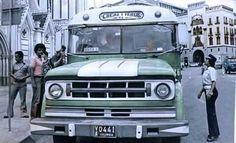 Buses cali crema y verde Cali Colombia, History, War, Old Stuff, Vinyl Records, Trucks, Historia