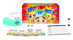 Kids and toddlers and even tweens love the top games like Spit It Out in The Toy Insider's best 2015 toy reviews for girls toys and boys toys.