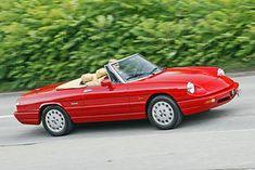 Alfa Romeo Spider (1990-1993)