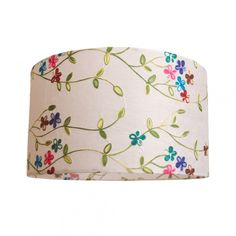 embroded flowers | Embroidered Coloured Flowers on white cloth used : Zplease Embroidered ...