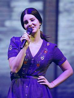 April 16, 2018: Lana Del Rey performing in Berlin #LDR #LA_to_the_Moon_Tour