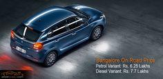 Launch of New Maruti Suzuki Baleno!