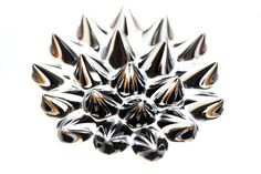 Try an Easy Recipe for Magnetic Slime: Magnetic slime is a viscous ferrofluid that reacts to a magnetic field.