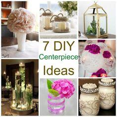 7 DIY Centerpiece Ideas