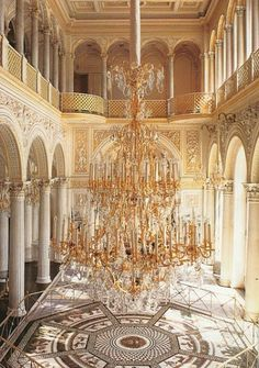 Pavilion Hall at the Hermitage Museum. St Petersburg, Russia  #aviotto #авиотто #апитер