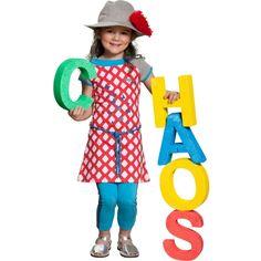 Chaos-and-Order.com   Hét hippe merk voor baby's en kids!::Girls::Fem red