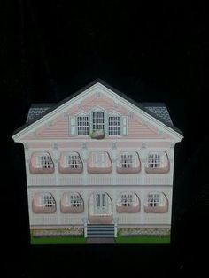 Sheila's Collectibles - ILLINGWORTH GINGERBREAD HOUSE