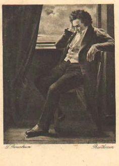 Ludwig van Beethoven - Pensive