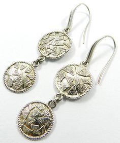 pure silver 925 nepali wire design latest hot fashion party earring pair jewelry