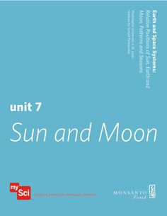 Explore the patterns that run our world with this FREE Earth & Space unit from #MySci!