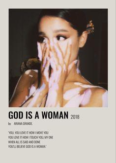 Ariana Grande Poster, Ariana Grande Wallpaper, Ariana Grande Pictures, Minimalist Music, Minimalist Poster, Vintage Music Posters, Film Posters, Billie Eilish, Image Cinema