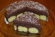 Click pe poza pentru reteta - Prajitura cu ciocolata si bile de cocos