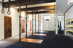HAUS - a premium personal training studio in Bangkok, Thailand - diet Personal Training Studio, Dream Home Gym, At Home Gym, Bangkok Thailand, Personal Gym, Personal Trainer, Luxury Gym, Basement Gym, Garage Gym