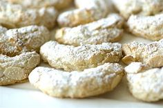 """""""Karithata"""" or """"Greek Nut Cookies"""" are a Grecian treat that can be homemade"""