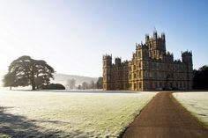 we'll be channeling a little of downton abby magic...