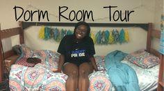 Legett Dorm Room Tour// Texas A&M - YouTube