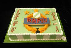Rapid Torte Birthday Cake, Desserts, Food, Sugar, Tailgate Desserts, Deserts, Birthday Cakes, Essen, Postres