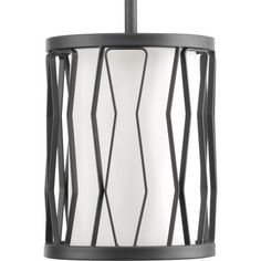 Progress Lighting - P500016-143 - One Light Mini-Pendant -