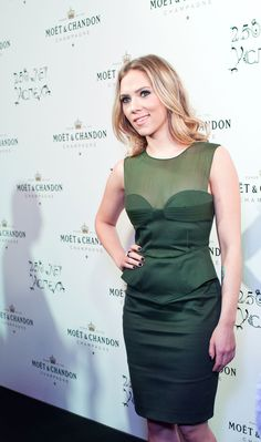 Scarlett Johansson - fashion and beauty