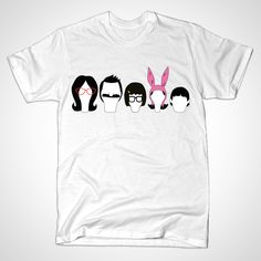 Belcher Gang T-shirt by Inner Coma Clothing Co.