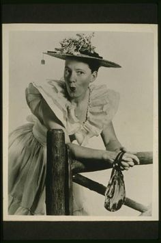 Photo: 1957 Minnie Pearl,Sarah Ophelia Colley Cannon,Hee Haw