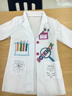 Kids Science Lab, Science Week, Science Party, Mad Science, Science Experiments Kids, Science Fair, Mad Scientist Costume, Mad Scientist Party, Kids Lab Coat