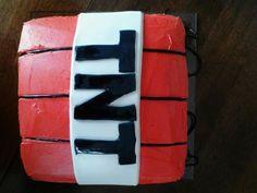 aiden's TNT minecraft cake Tnt Minecraft, Minecraft Birthday Party, Minecraft Ideas, 10th Birthday, Girl Birthday, Birthday Ideas, Birthday Parties, Birthday Cake, Heart Party